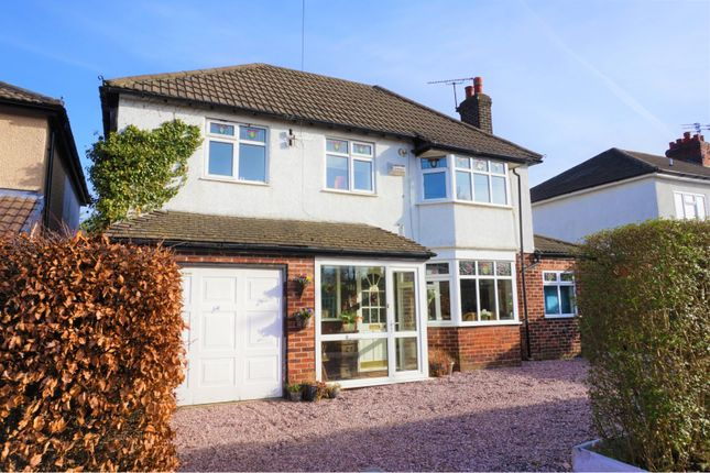 Thumbnail Detached house for sale in Highfield Road, Cheadle Hulme