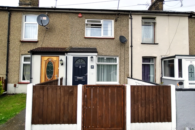 Thumbnail 2 bed terraced house for sale in Prospect Place, Grays