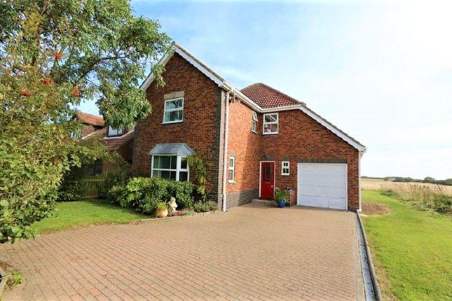 Thumbnail Detached house for sale in Southsea Road, Flamborough, Bridlington