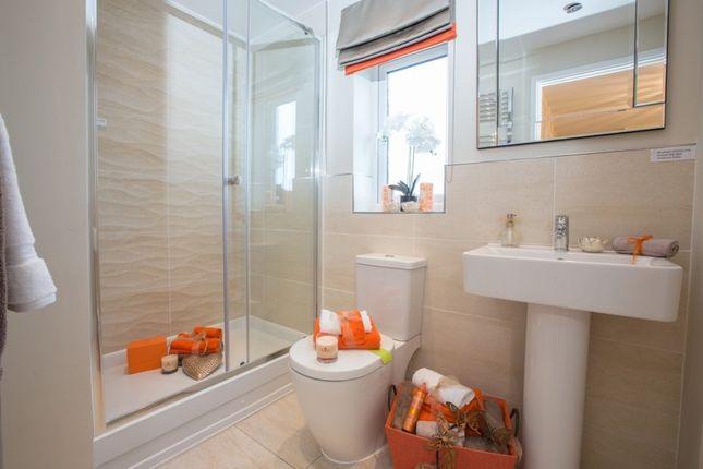 En-Suite of Riverbank View, Littleton Road, Salford M6