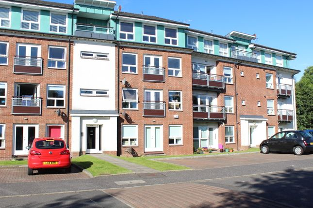 Thumbnail 2 bed flat to rent in 64 Strathblane Gardens, Anniesland