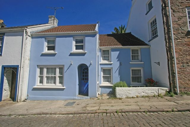 Thumbnail Town house for sale in 10 Little Street, Alderney