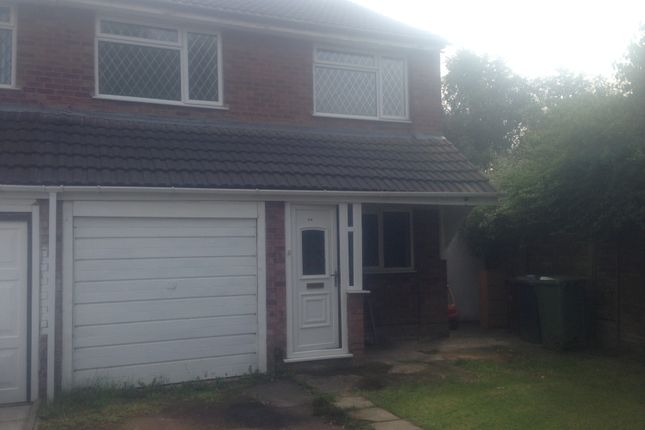 Thumbnail Semi-detached house to rent in Alcester Drive, Willenhall
