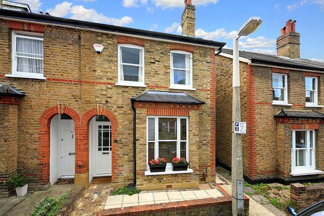 Thumbnail Terraced house to rent in Houblon Road, Richmond