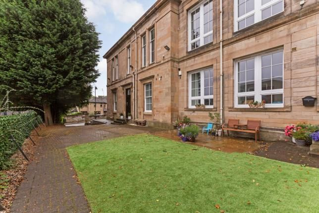 Thumbnail Flat for sale in Auchingramont Road, Hamilton, South Lanarkshire