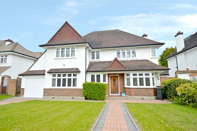 Thumbnail Detached house to rent in Harland Avenue, Croydon