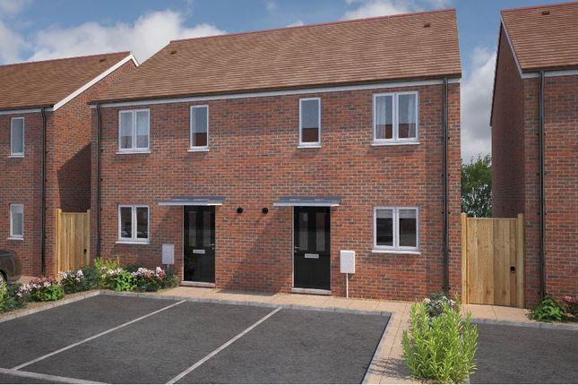 Thumbnail Semi-detached house for sale in Norsman Road, Wantage