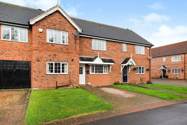 Thumbnail Terraced house for sale in The Old Nursery Yard, Thorne, Doncaster