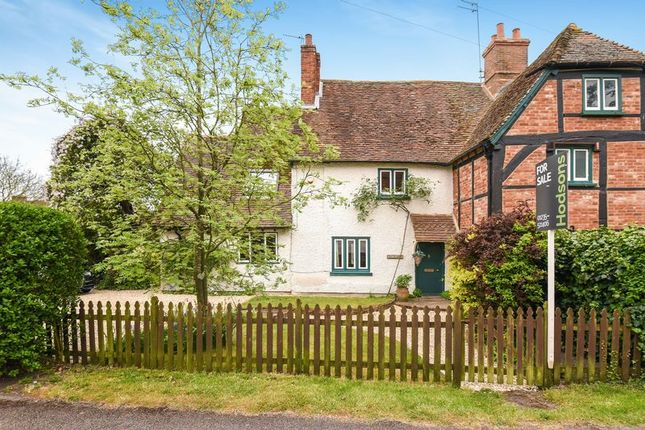 Thumbnail Cottage for sale in Main Street, Chilton, Didcot