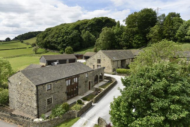Thumbnail Detached house for sale in Blantyres Barn, Hill End Lane, Harden, Bingley