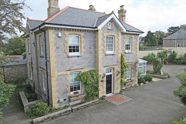 Thumbnail Detached house for sale in Pomphlett Road, Plymstock, Plymouth, Devon