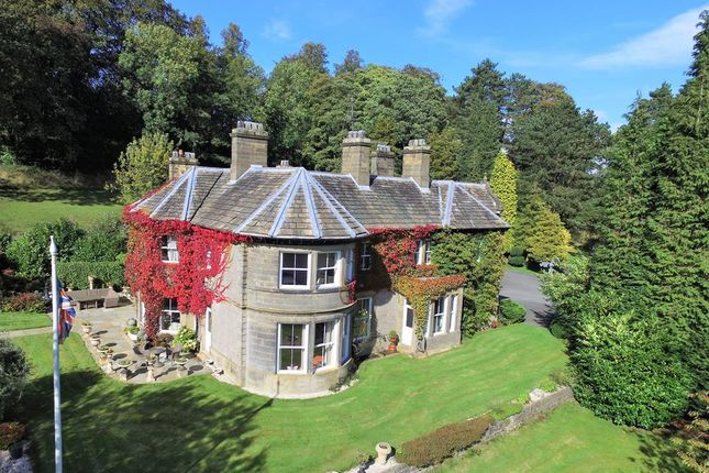 Thumbnail Detached house for sale in Merlinwood, Thornton In Craven, Skipton