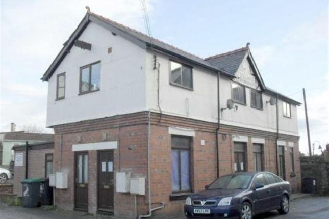 Thumbnail Flat to rent in High Street, Cefn Mawr