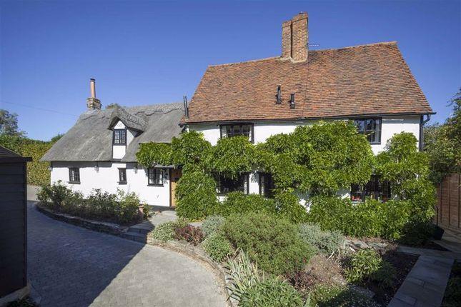 Thumbnail Cottage for sale in Benington Road, Aston, Stevenage, Hertfordshire