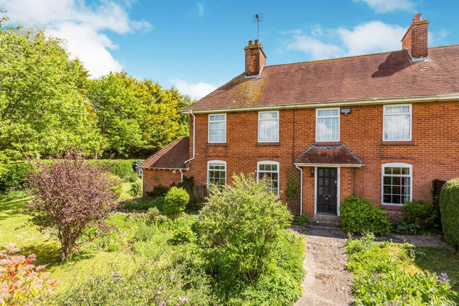 Thumbnail Semi-detached house for sale in Holders Road, Amesbury, Salisbury