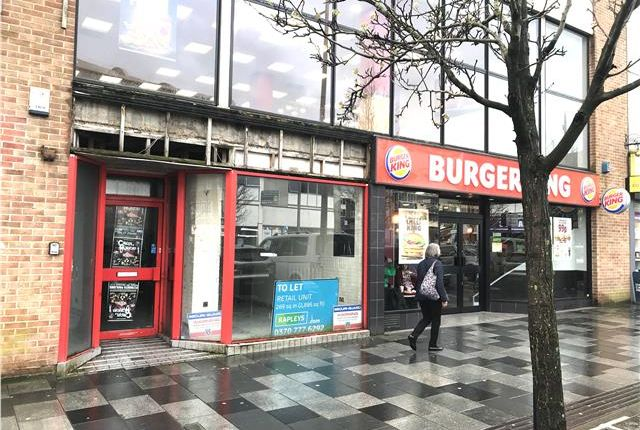 Thumbnail Retail premises to let in 97 New George Street, Plymouth, Devon