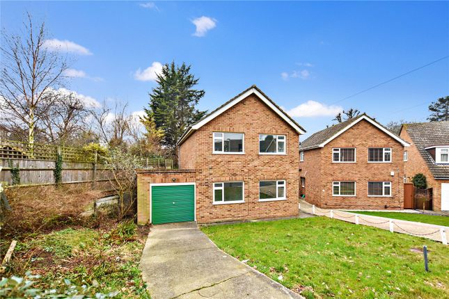 Thumbnail Detached house for sale in Ridgecroft Close, Bexley, Kent