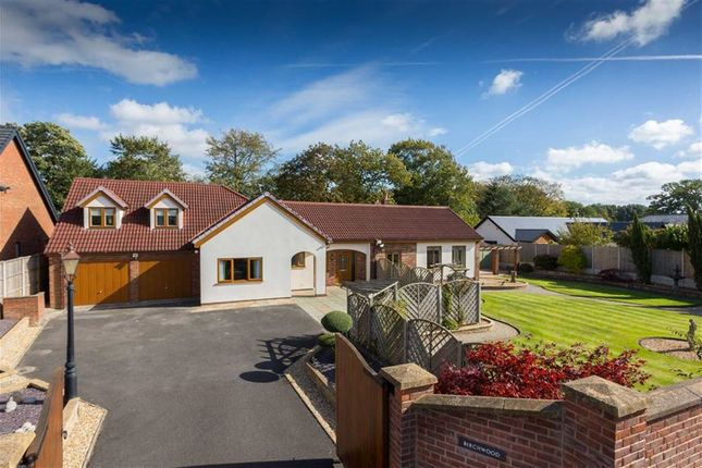 Thumbnail Detached bungalow for sale in Hill Road, Penwortham, Preston