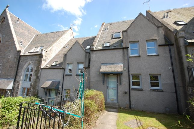Thumbnail Terraced house to rent in Caledonian Court, Ferryhill, Aberdeen