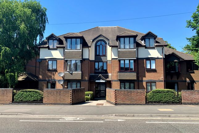 Thumbnail Flat for sale in Paynes Road, Freemantle, Southampton