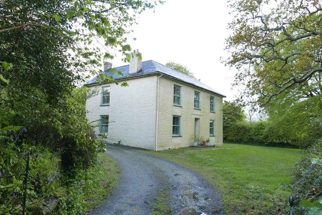 Thumbnail Detached house to rent in Darite, Liskeard, Cornwall