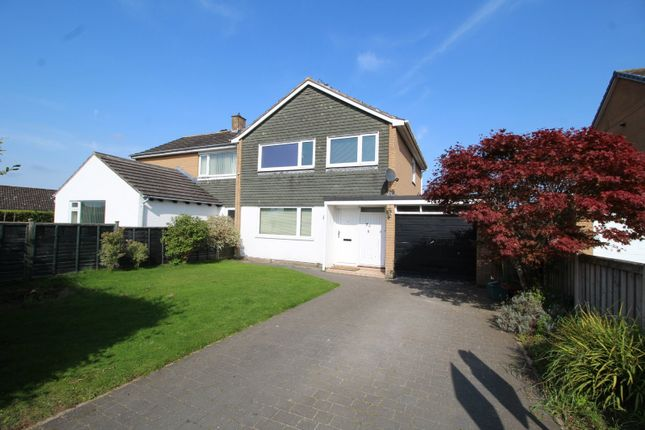 Thumbnail Semi-detached house for sale in Ninerigg, Dalston, Carlisle, Cumbria