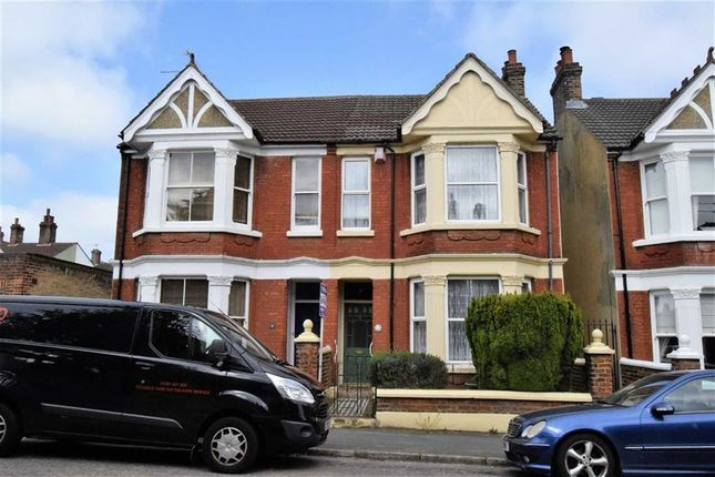 Thumbnail Semi-detached house for sale in Cleave Road, Gillingham