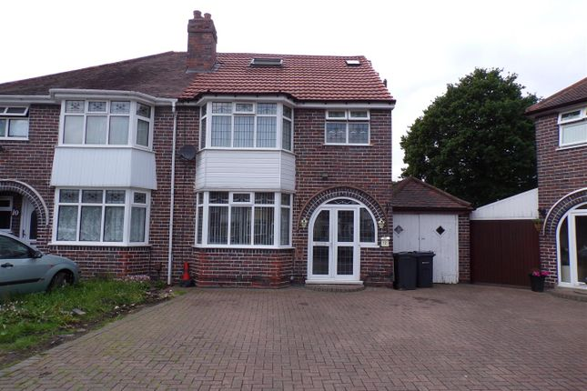 Thumbnail Property for sale in Grayland Close, Acocks Green, Birmingham