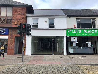Thumbnail Retail premises to let in 102, High Street, Blackwood