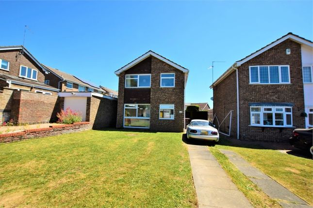 Thumbnail Detached house for sale in Ash Rise, Kingsthorpe, Northampton