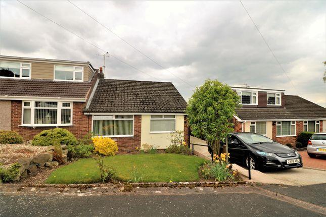 Thumbnail Semi-detached bungalow for sale in Caroline Close, Werrington, Stoke-On-Trent