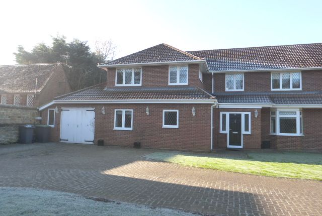 Thumbnail Semi-detached house for sale in Bedford Street, Woburn
