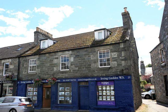 Thumbnail Maisonette for sale in Bank Street, Aberfeldy