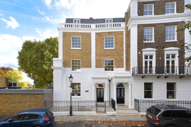 Thumbnail End terrace house for sale in Crescent Grove, London