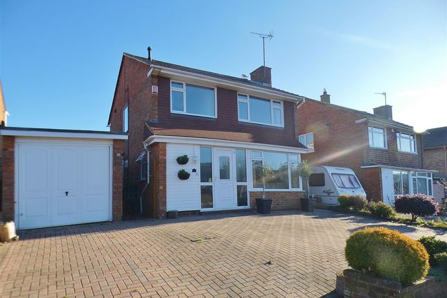 Thumbnail Detached house for sale in Glendale Avenue, Eastbourne