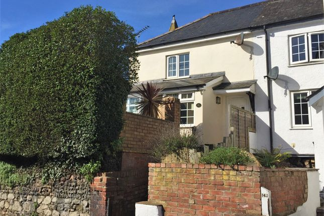 2 bed terraced house to rent in Temple Street, Sidmouth EX10