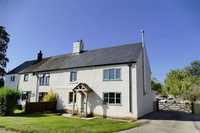 Thumbnail Semi-detached house for sale in St Edith's Marsh, Bromham, Chippenham