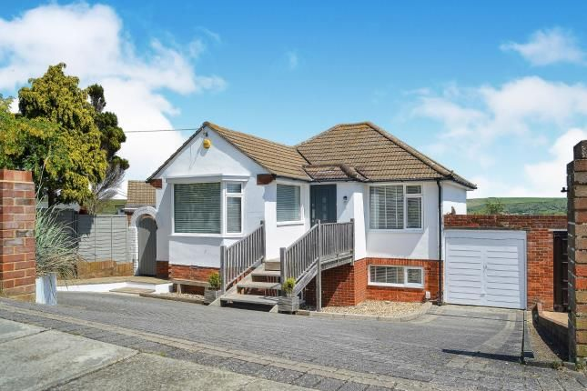 Thumbnail Bungalow for sale in Chorley Avenue, Saltdean, Brighton, East Sussex