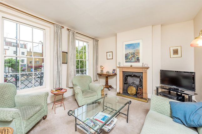 Thumbnail Terraced house for sale in Kennington Road, London
