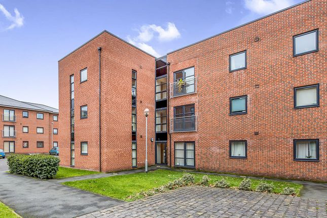 Thumbnail Flat for sale in Hartley Court, Stoke-On-Trent