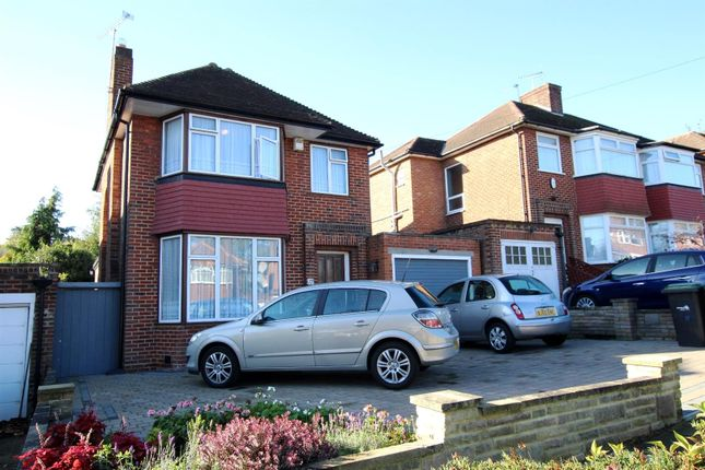 Thumbnail Detached house for sale in Lowther Drive, Enfield
