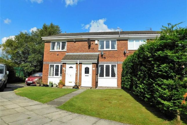 Thumbnail Mews house for sale in Hyacinth Close, Daisyfields, Stockport