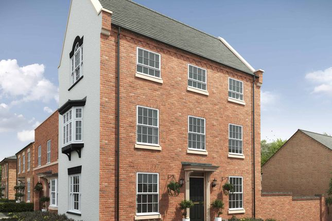 """Thumbnail End terrace house for sale in """"The Chilcote B"""" at New Lubbesthorpe"""
