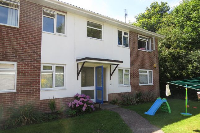Thumbnail Flat for sale in Symes Road, Hamworthy, Poole