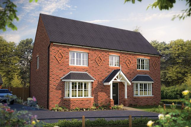 "Thumbnail Detached house for sale in ""The Middleton"" at Barnton Way, Sandbach"