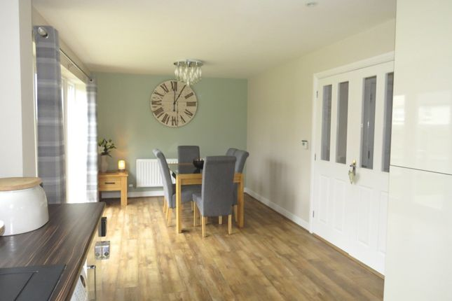 Thumbnail Detached house for sale in Woodville Way, Whitehaven, Cumbria