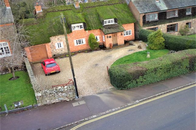 Thumbnail Detached house for sale in Main Street, Newtown Linford, Leicester
