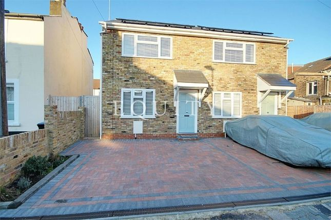 Thumbnail Semi-detached house for sale in Primrose Avenue, Enfield