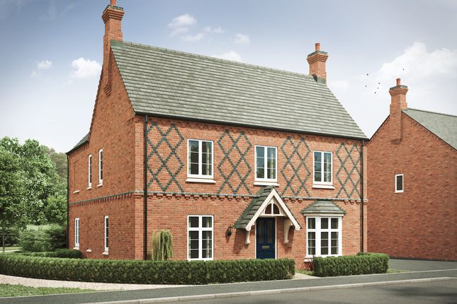 """4 bed detached house for sale in """"The Kibworth 4th Edition"""" at Ullesthorpe Road, Gilmorton, Lutterworth LE17"""