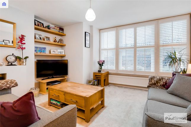 Thumbnail Flat for sale in Endymion Road, Finsbury Park, London